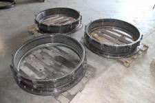 ПФРК ДУ 1000 = 3 шт в цехе металлоконструкций