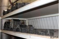 Штампованные хомуты на складе производителя
