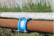 Применение ДРК для соединения труб